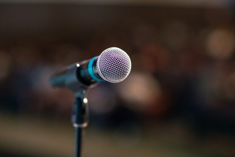 Public Speaking Therapy